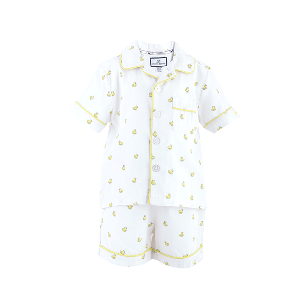 House of Little Jay | Little Duckie Classic Short Set