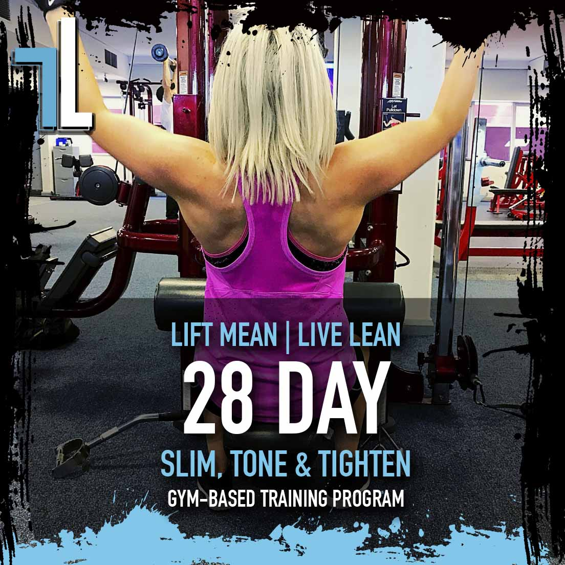 28 DAY GYM TRAINING PROGRAM
