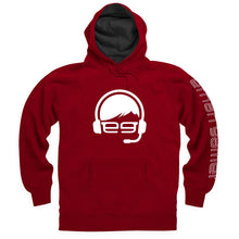 Ethan Gamer Hoodie in Red