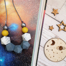 Load image into Gallery viewer, Ophelia: Celestial teething necklace