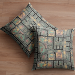 Dungeon Pillowcase for RPG players
