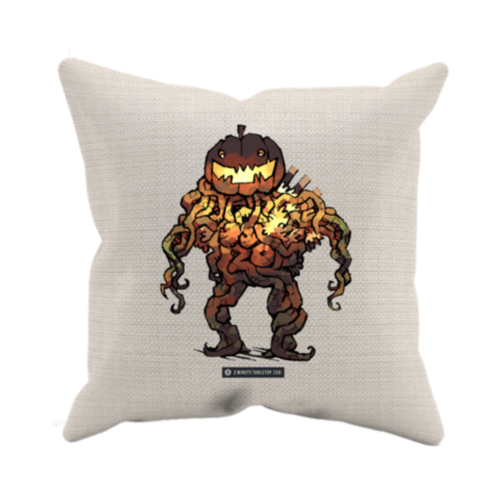 Harvest Horror Pillow