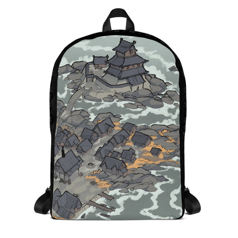 Castle Town Backpack