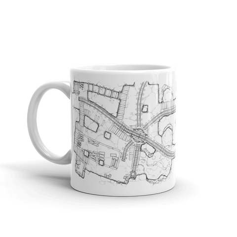 Thermal Mines Dungeon Master Coffee Mug