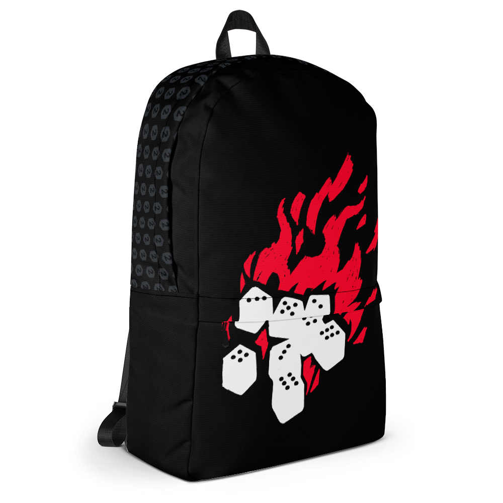 The Fireball Backpack for Dungeons and Dragons players