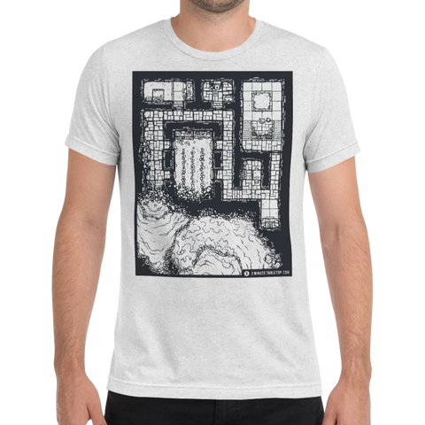 A Dwarf's Home T-Shirt (White)