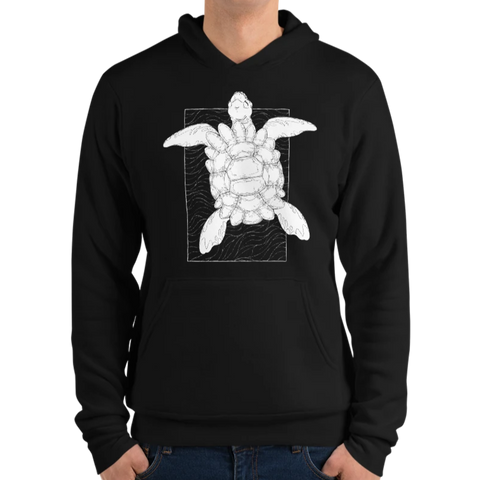 Astral Turtle Pullover Hoodie