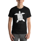 Astral Turtle Premium T-Shirt (Black or Aqua)