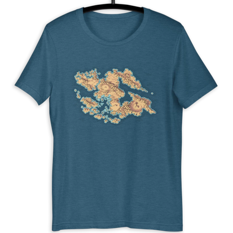 Provinces of Wei Premium T-Shirt (Blue or Black)