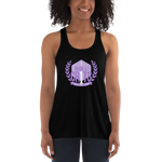 I Roll Crits All The Time Women's Flowy Racerback Tank For D&D Player