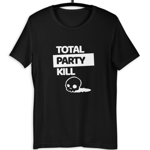 Total Party Kill (TPK) T-Shirt