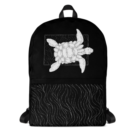 Astral Turtle Backpack