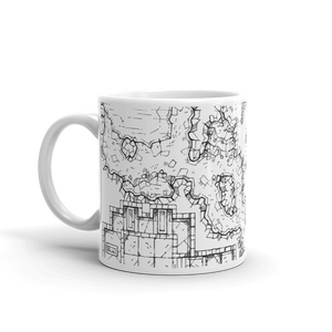 Forgotten Crypt Coffee Mug