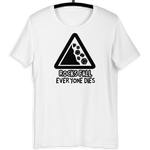 Rocks Fall Everyone Dies T-Shirt For D&D Players