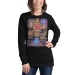 The Lair Unisex Premium Long Sleeve T-Shirt (Black)
