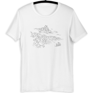 Castle Town T-Shirt (White)