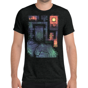 A Dwarf's Home T-Shirt (Black)