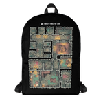 Dungeon Backpack for Dungeons and Dragons players
