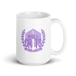 I Roll Crits All The Time Coffee Mug For D&D Players