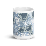 Yeti Lair Coffee Mug for D&D players
