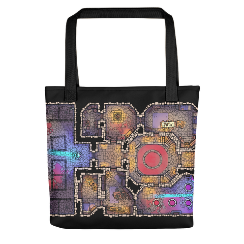 Lair Tote Bag for RPG Tabletop players