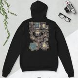 Forgotten Crypt Hoodie for D&D players