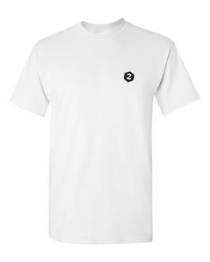 2-Minute Tabletop T-Shirt (White 2)