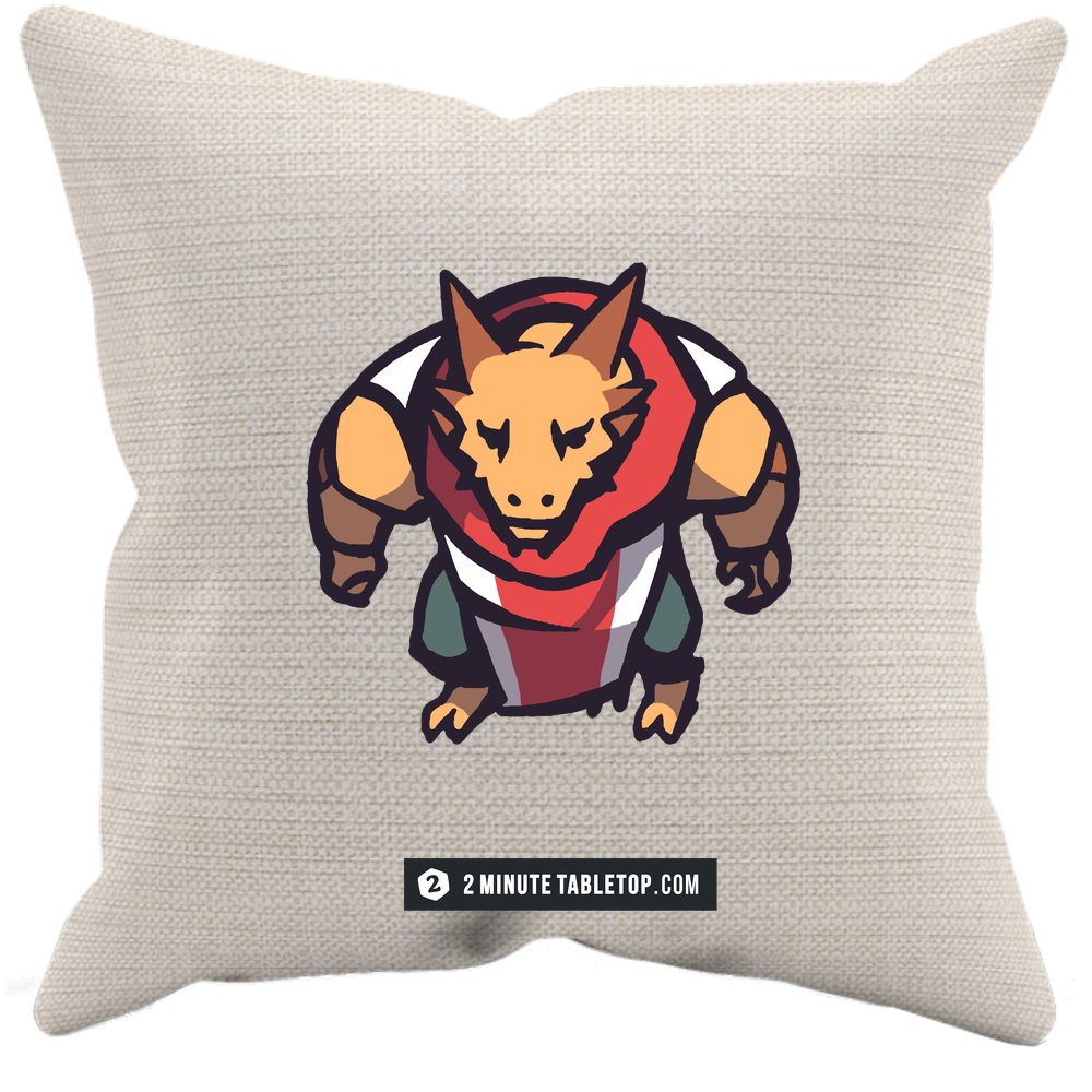 Dragonborn Pillow Case (Color)