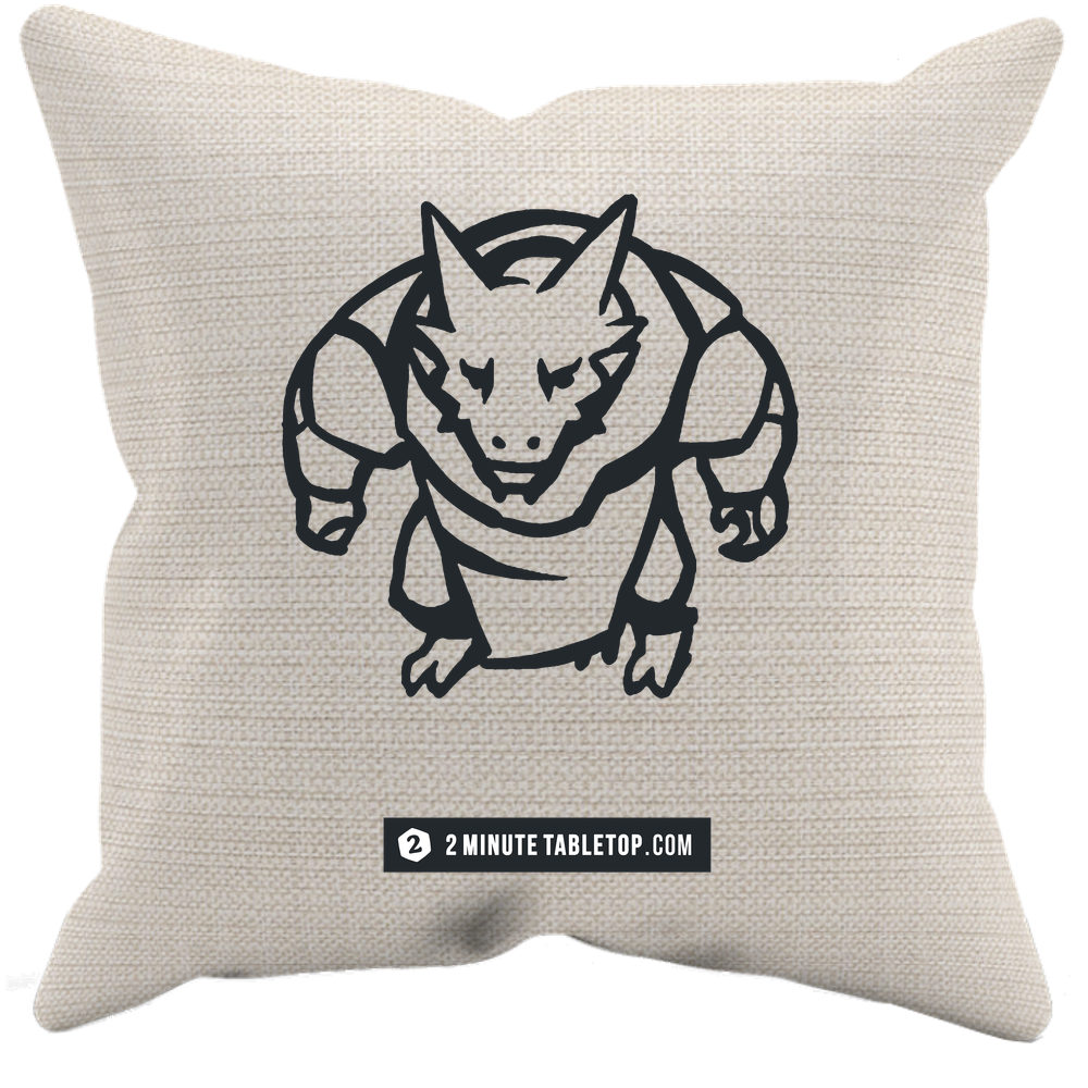 Dragonborn Pillow Case (no insert)