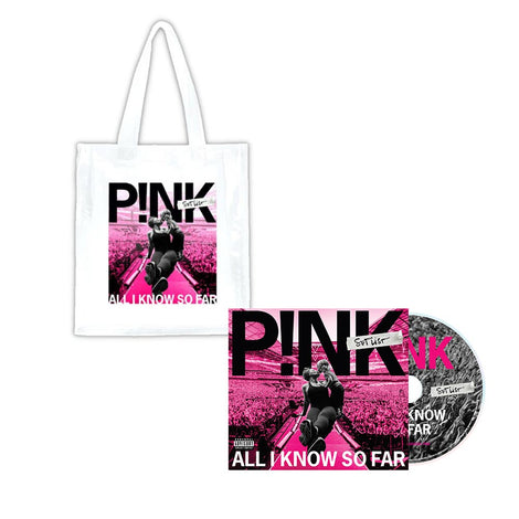 All I Know So Far CD + Tote Bag
