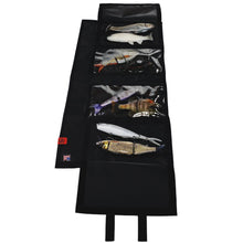 "Load image into Gallery viewer, Swimbait Underground Union 9"" Bait Wrap - Dark Charcoal"