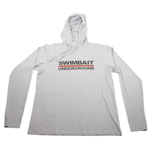 Swimbait Underground EQ Tech Hoodie - Alloy Heather
