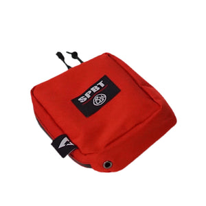 Swimbait Underground X SuperBait Mini Tackle Bag - Red