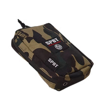 Load image into Gallery viewer, Swimbait Underground X SuperBait Mini Tackle Bag - Camo