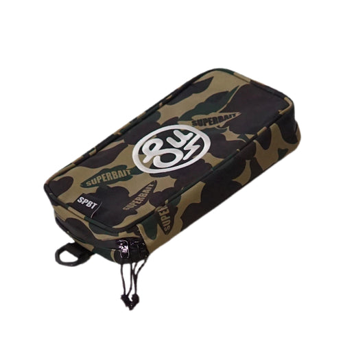 Swimbait Underground X SuperBait L Bag - Camo