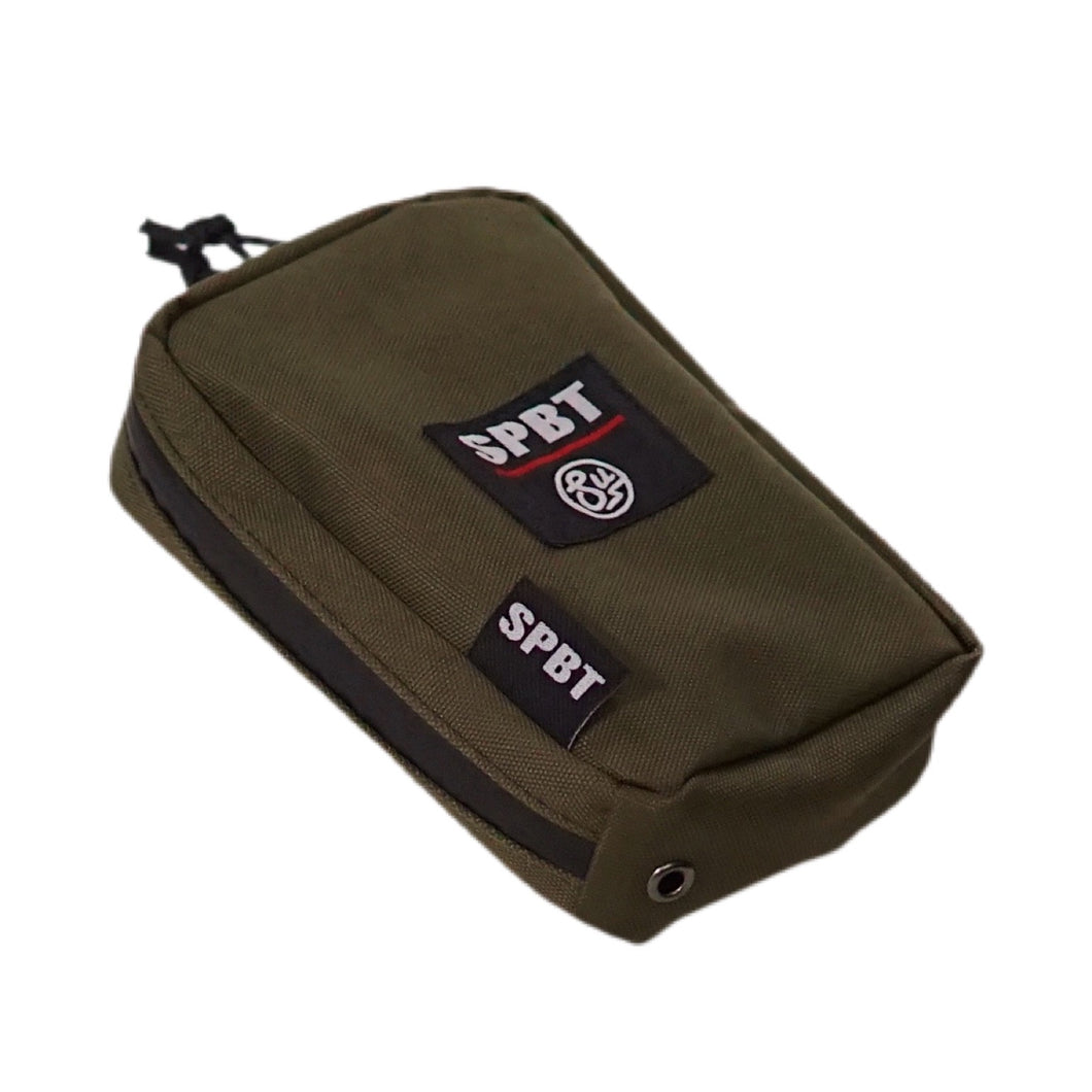Swimbait Underground X SuperBait Mini Tackle Bag - Olive