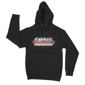 Swimbait Underground X David Paul Seymour Metal Lock Up Lightweight Hoodie - Black
