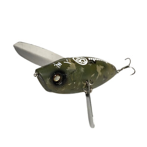 Swimbait Underground X Kurouto Lures Monster Crawler - Green Camo