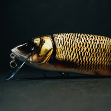 Load image into Gallery viewer, SU x DRT Golden Shiner Klash 9 Low - Swimbait Underground