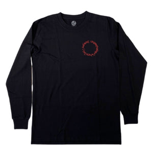 Swimbait Underground X Tattuna Long Sleeve Shirt - Black