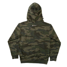 Load image into Gallery viewer, Swimbait Underground Wordmark Logo Hoodie - Forest Camo