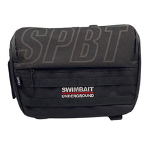 Load image into Gallery viewer, Swimbait Underground X SuperBait Shadow Bag - Black