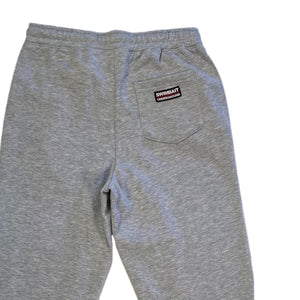 Swimbait Underground Initials Sweatpants - Heather Gray