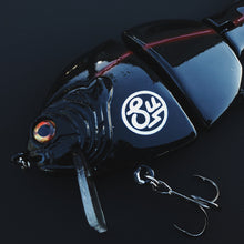 "Load image into Gallery viewer, Swimbait Underground x UFO Bait Co ""Dark Side"" Billed Wake - Swimbait Underground"