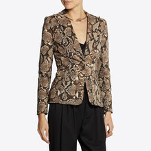 Load image into Gallery viewer, BLAZER EN CRÊPE STRETCH ALTUZARRA FOR TARGET