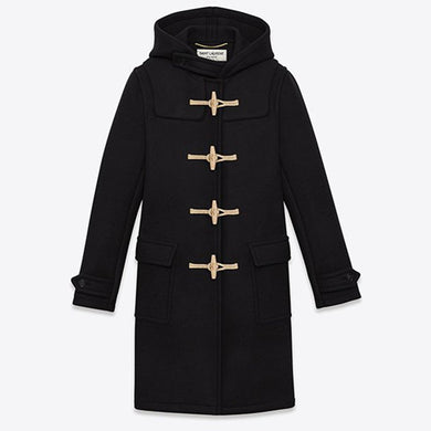 MANTEAU DUFFLE-COAT SAINT LAURENT