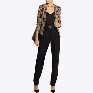BLAZER EN CRÊPE STRETCH ALTUZARRA FOR TARGET