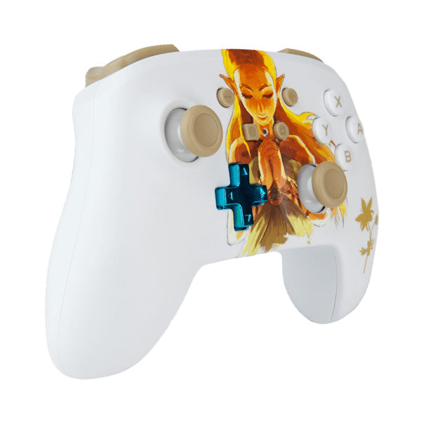 new concept outlet detailed pictures Manette pro Sans Fil PowerA Pour Nintendo SWITCH avec ...