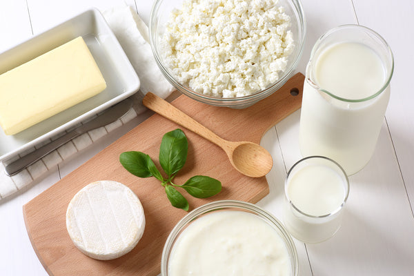 The Effects of Dairy Products and Processed Foods on Your Skin Health