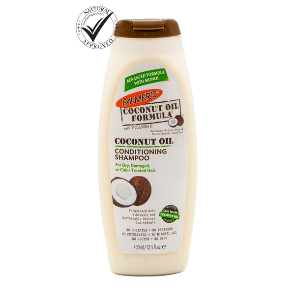 Coconut Oil Conditioning Shampoo  odorganic.myshopify.com (5416351695011)